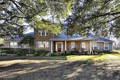 Richmond Single Family Home For Sale: 4803 Robertson Road