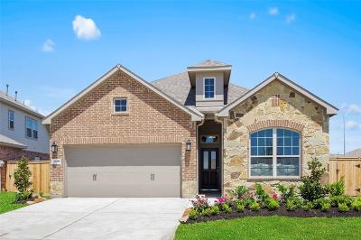 Brookshire Single Family Home For Sale: 30302 Blue Mist Bend