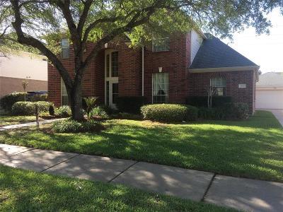 Missouri City Single Family Home For Sale: 1518 Timber Creek Drive