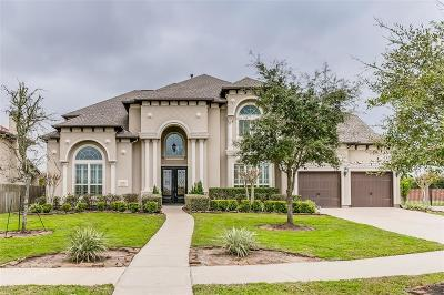 Sugar Land TX Single Family Home For Sale: $799,000
