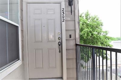 Houston TX Condo/Townhouse For Sale: $100,000