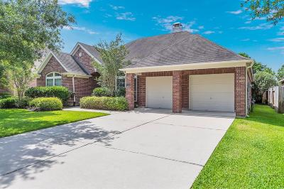Katy Single Family Home For Sale: 4602 Huntwood Hills Lane