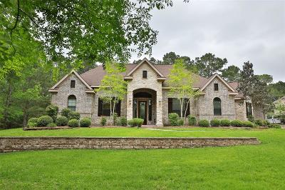 Magnolia Single Family Home For Sale: 27913 Post Oak Run