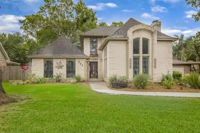 Galveston County Single Family Home For Sale: 702 Olde Oaks Drive