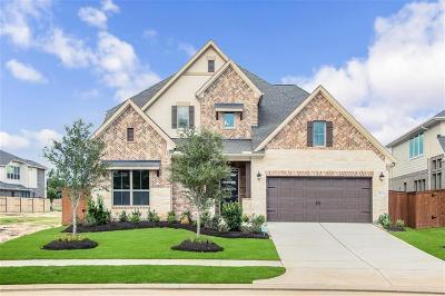 Katy Single Family Home For Sale: 1714 Brea Ridge