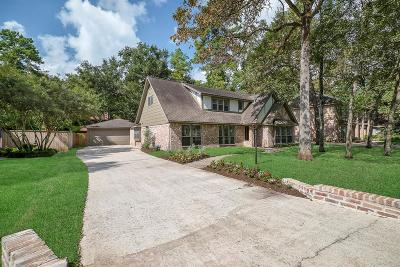 The Woodlands Single Family Home For Sale: 7 Postvine Court