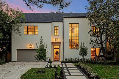 Houston Single Family Home For Sale: 1320 Banks Street