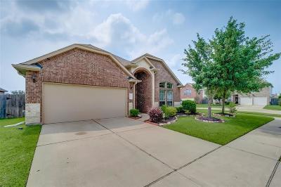 Richmond Single Family Home For Sale: 6531 Magellan Manor Drive