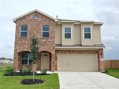 Katy TX Single Family Home For Sale: $206,990