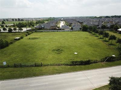 Residential Lots & Land For Sale: Katy Fort Bend Road