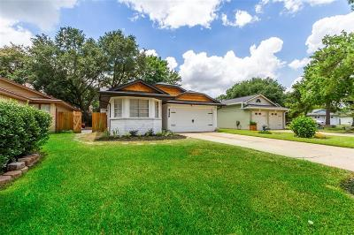 Galveston County, Harris County Single Family Home For Sale: 9239 Rippling Fields Drive