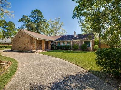 Conroe Single Family Home For Sale: 594 Brandon Road