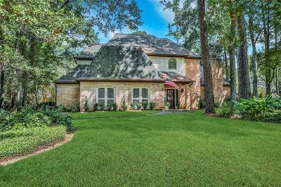 Tomball Single Family Home For Sale: 13302 Wildwood Drive