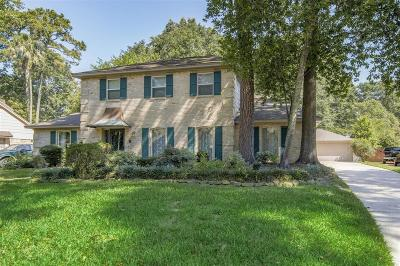Kingwood Single Family Home For Sale: 2603 Parkdale Drive