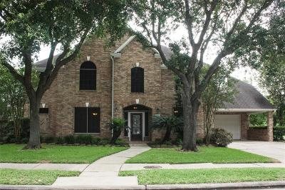 Richmond Single Family Home For Sale: 3006 Pecan Way Court