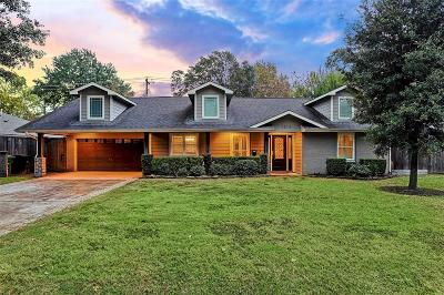 Houston Single Family Home For Sale: 1514 Adkins Road
