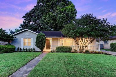 Houston Single Family Home For Sale: 5727 Reamer Street