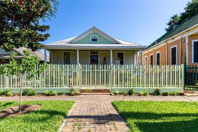Houston Single Family Home For Sale: 1808 Lubbock Street