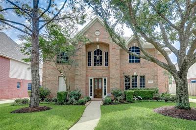 Katy Single Family Home For Sale: 1615 Barrington Hills Lane