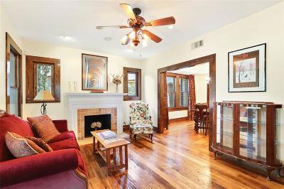 Houston TX Single Family Home For Sale: $925,000