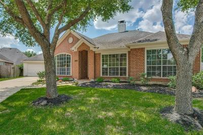 Richmond TX Single Family Home For Sale: $229,500