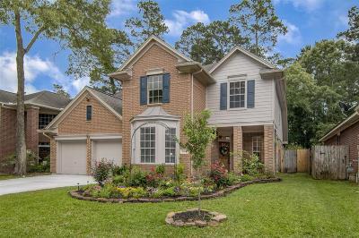 Kingwood Single Family Home For Sale: 6514 Upper Lake Drive
