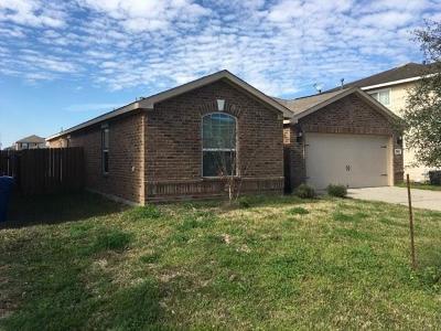 Rosenberg Single Family Home For Sale: 5106 Oakbriar Lane
