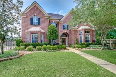 Katy Single Family Home For Sale: 22427 Bridgehaven Drive