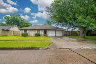 La Porte Single Family Home For Sale: 9810 Catlett Lane