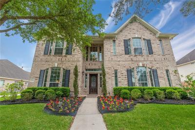 Katy Single Family Home For Sale: 25014 Falcon Hollow Lane