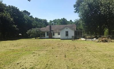 Spring Single Family Home For Sale: 7325 Root Road