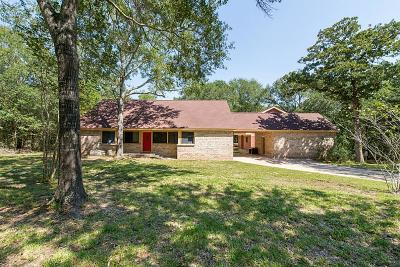 Bellville Single Family Home For Sale: 513 Hickory Creek Road