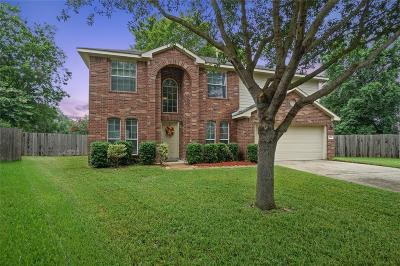 Spring Single Family Home For Sale: 9106 Colony Cove Drive