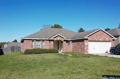 Willis Single Family Home For Sale: 13212 Miller Lane