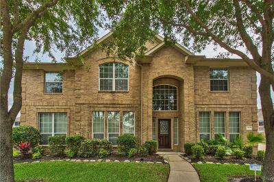 Fort Bend County Single Family Home For Sale: 21806 Treemont Hollow Court