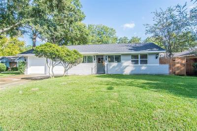 Single Family Home For Sale: 1802 Silverpines Road