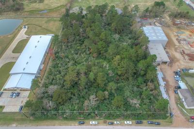 Tomball Residential Lots & Land For Sale: S Persimmon Street