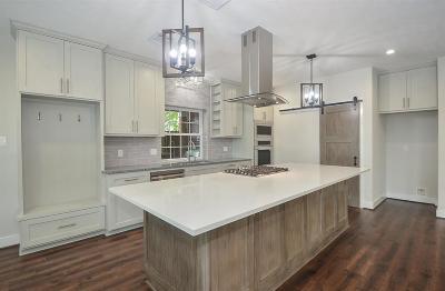 Houston Single Family Home For Sale: 1906 Baker Trail