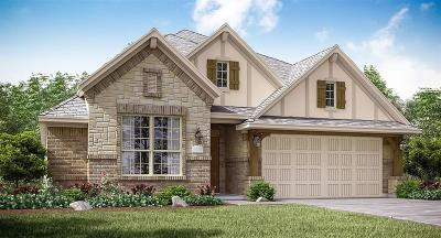 New Caney Single Family Home For Sale: 18926 Cedar Moss Court