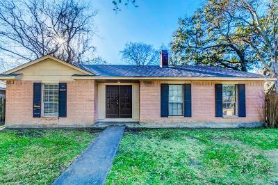 Missouri City Single Family Home For Sale: 1514 Willow Mill Drive