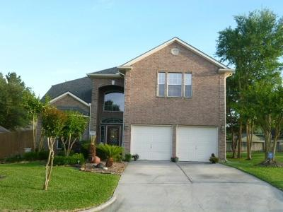 Montgomery Single Family Home For Sale: 3814 Evergreen Way