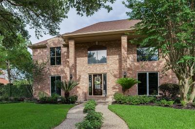 Houston Single Family Home For Sale: 711 Last Arrow Drive