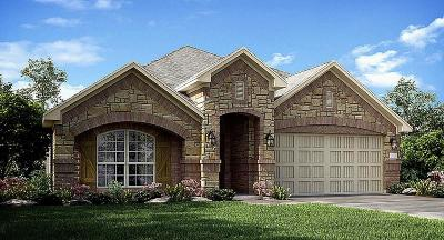 Rosenberg Single Family Home For Sale: 7703 Adobe Canyon Lane