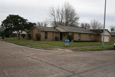 Deer Park Single Family Home For Sale: 1201 Kitty Street