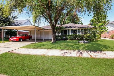 Deer Park Single Family Home For Sale: 1114 E Amherst Lane