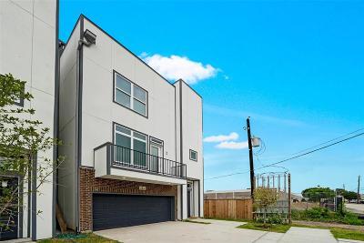 Houston Condo/Townhouse For Sale: 6106 Clarkson #B