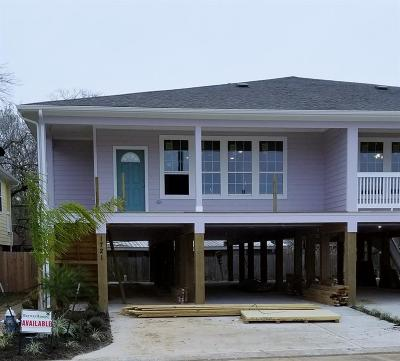 Seabrook Condo/Townhouse For Sale: 1721 Bayway Drive