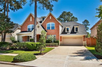 Cypress Single Family Home For Sale: 15811 Hurstfield Pointe Drive
