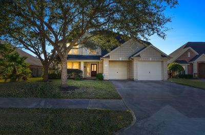 Katy Single Family Home For Sale: 21823 Mystic Point Court