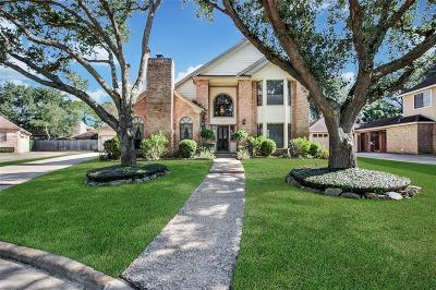 Houston Single Family Home For Sale: 4610 Woodland Plaza Drive